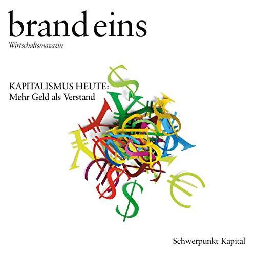 Der Sekundant (brand eins audio: Kapital) audiobook cover art