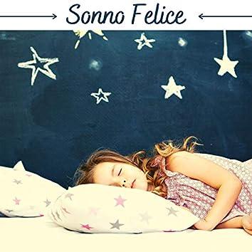 Sonno felice - musica rilassante per dormire, ninna nanna per notti serene e bimbi felici