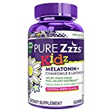 HELPS YOUR CHILD FALL ASLEEP NATURALLY; PURE Zzzs Kidz gummies helps your child fall asleep and works naturally with your child's body to support sleep (Packaging May Vary) MINDFULLY FORMULATED FOR KIDS. Specially designed for children with a low-dos...