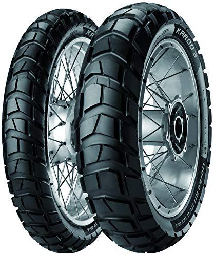 METZELER 130/80-17 65R KAROO 3 Motorrad-Reifen