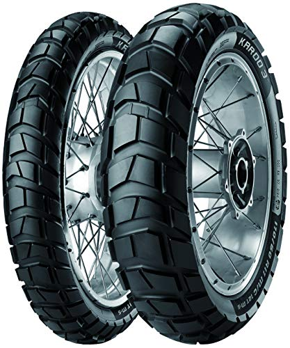 Best Price! Metzeler Karoo 3 Rear Tire (150/70-17 TL)