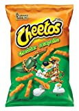 CHEETOS Cheddar Jalapeño - Large / Grand - 226.8 g / 8 oz