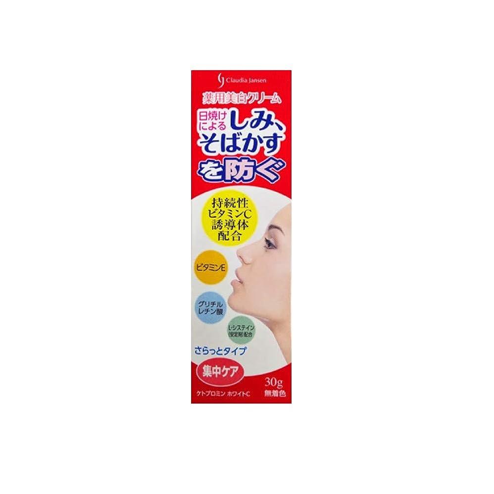 三友薬品 医薬部外品 薬用ホワイトニングクリームC 30g