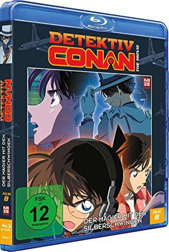 Detektiv Conan: Der Magier mit den Silberschwingen - 8.Film - [Blu-ray]
