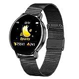 Gulu R5 Smartwatch Bluetooth Smart Watch Hombres Mujeres Ratio Cardíaco Presión Arterial Fitness Tracker Sports Band Vs Q8 Smartwatch,A