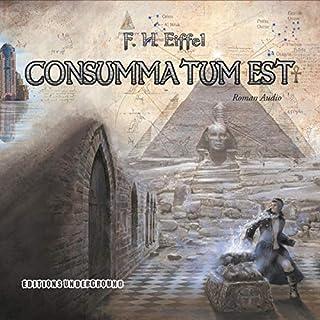 Page de couverture de Consummatum Est