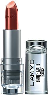 Lakme Enrich Matte Lipstick, Shade PM16, 4.7 gm