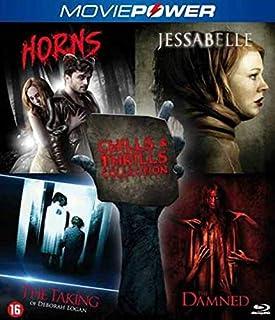 Chills & Thrills Collection 1 - 4-Disc Set ( Horns / Jessabelle / The Taking of Deborah Logan / Gallows Hill ) ( The Damne...