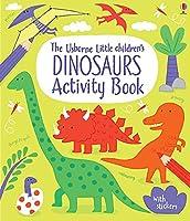 Little Children's Dinosaur Activity Book (Little Children's Activity Books)