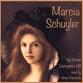 Marcia Schuyler audiobook cover art