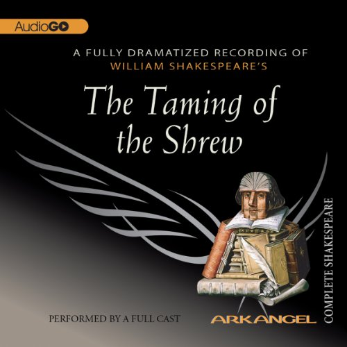 The Taming of the Shrew copertina