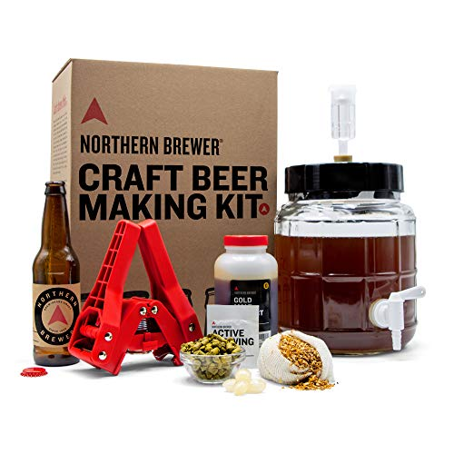 Northern Brewer - Siphonless 1 Gallon Craft Beer Making...