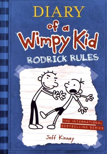 DIARY OF A WIMPY KID 2 RODRICK RULES