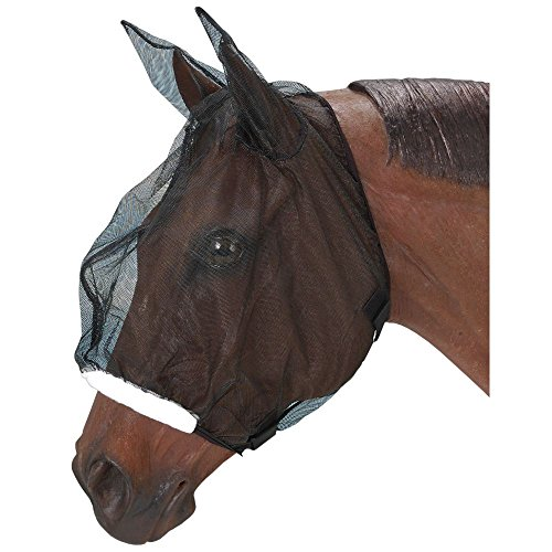Tough 1 Deluxe Adjustable Fly Mask