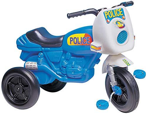 Dohany Dreirad Polizei Trike Motorrad Kinder Pedal Tretfahrzeug