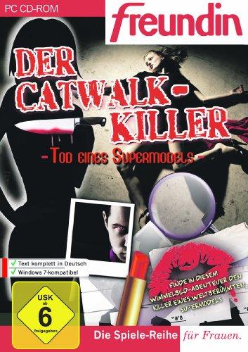Der Catwalk-Killer - Tod eines Supermodels [Importación alemana]