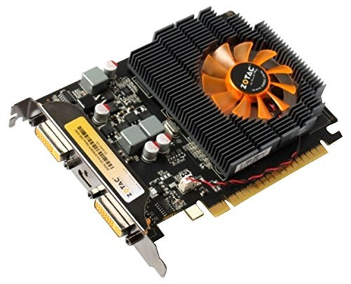 ZOTAC Synergy Edition NVIDIA GeForce GT 630 2GB GDDR3 2DVI/Mini HDMI PCI-Express Video Card ZT-60403-10L (Renewed)