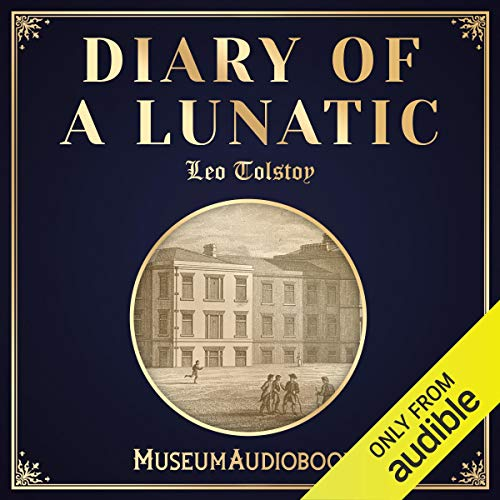 Diary of a Lunatic audiobook cover art