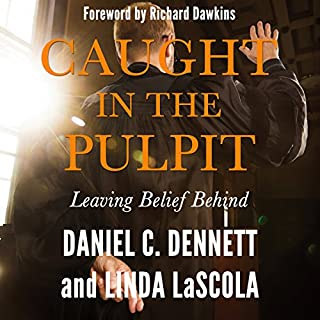 Caught in the Pulpit audiobook cover art