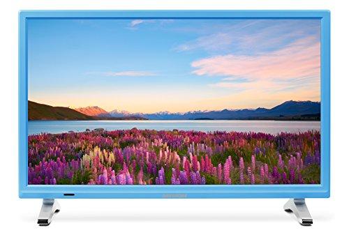 TV DENVER LED-5571T2CS - 55'/139CM 4K UHD 3840×2160 - 5000:1 - DVB-T2 ( H.265, HEVC ) / C/S2 - 3XHDMI - USB - 5000.1 - MODO HOTE