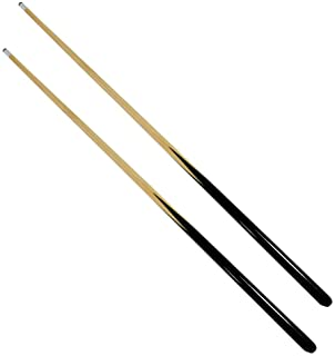 HJM Pool cue Billiard cue Sticks Billiards Table Equipment Billiards cue 36-inch cue 2 Children's cue Children's Billiard Room cue Hardwood 13 mm African Cowhide cue Stick of Each Set of 2 cues
