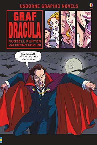 Usborne Graphic Novels: Graf Dracula