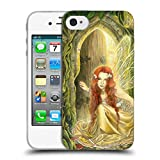 Offizielle Selina Fenech Schwelle Feen Soft Gel Hülle für Apple iPhone 4 / 4S