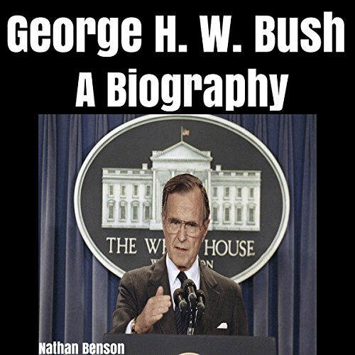 George H. W. Bush audiobook cover art