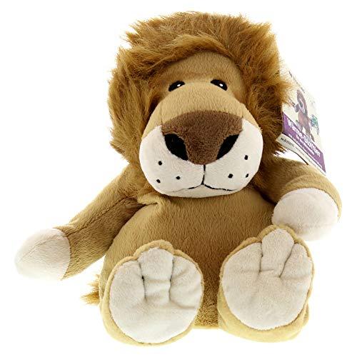 Warmies® Löwe (herausnehmbar): Stofftier mit Lavendel-Füllung