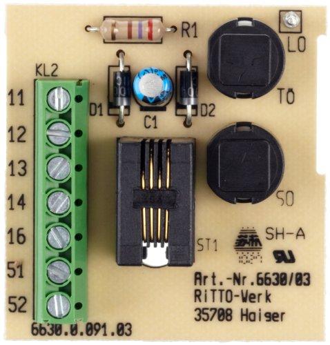 Ritto 1270346 Grundmodul für 16630/73