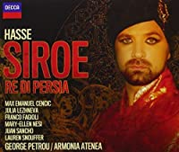 Hasse: Siroe, re di Persia