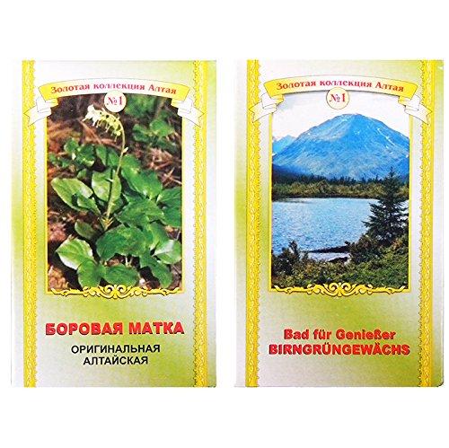 Scopri offerta per birn Verde Serre orthilia Secunda 50G Bad Erbe Altai badekraeuter