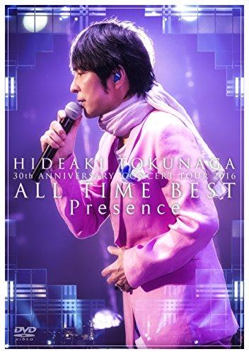 [画像:30th ANNIVERSARY CONCERT TOUR 2016 ALL TIME BEST Presence [DVD]]