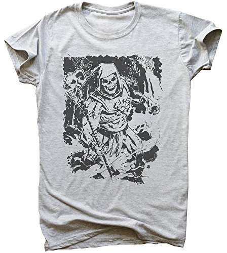 Skeletor Creepy Laugh Herren T-Shirt Large