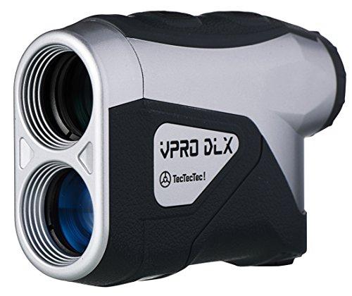 TecTecTec VPRODLX Golf Rangefinder - Waterproof Laser Range Finder
