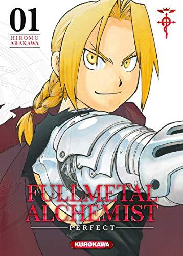 Fullmetal Alchemist Perfect, Tome 1 :