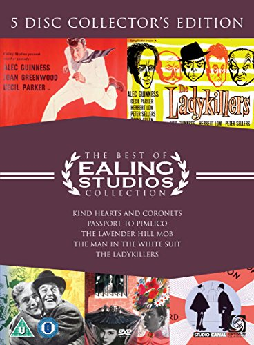 Best of Ealing Collection [DVD-AUDIO]
