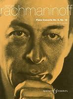 ラフマニノフ: ピアノ協奏曲 第2番 ハ短調 Op.18/ブージー & ホークス社/ピアノ・リダクション版