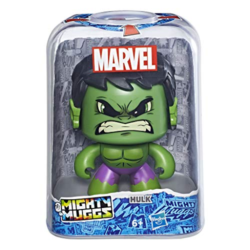 Hasbro Mighty Muggs E2165ES0 Marvel Hulk, Sammelfigur
