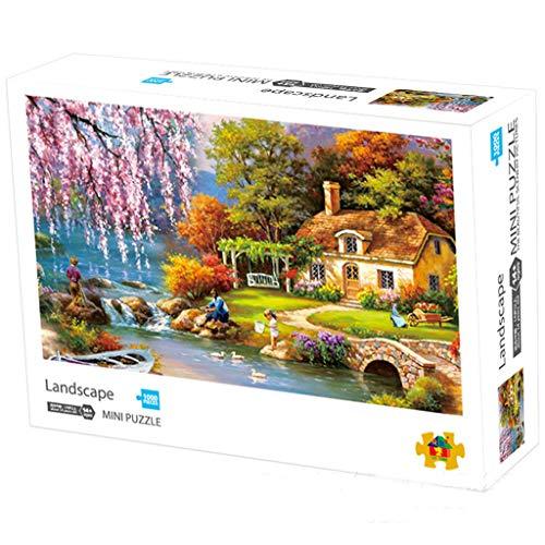 YGbuy Jigsaw Puzzles 1000 Piezas Rompecabezas Imagen