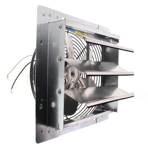 Fantech 2SHE1221 Series 12' Shutter Mount Exhaust Fan