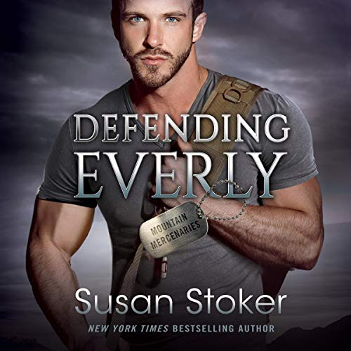 Defending Everly audiobook cover art
