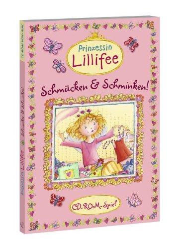 Prinzessin Lillifee 3: Schmücken und Schminken (PC+MAC)