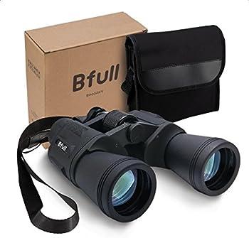 BFULL 12x50 Compact Folding Binocular