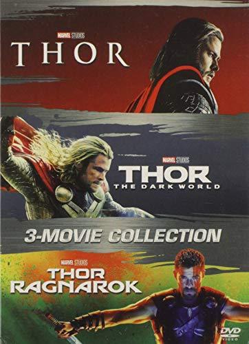 Thor 1-3 Box Set BD