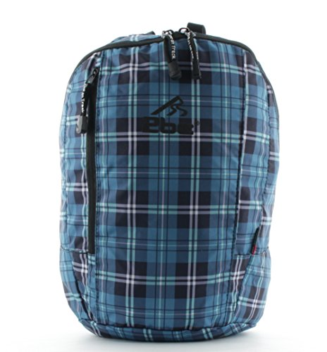 2BE Route Rucksack, 44 cm, 15 Liter, Blue
