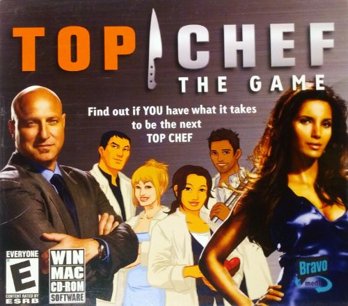 Brighter Minds Top Chef the Game Educational for WIN/MAC for Everyone