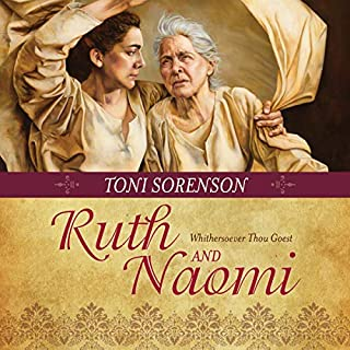 Ruth and Naomi audiobook cover art