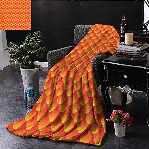 GGACEN Reisdeken Handgetekende Stijl Portret van Gezellig Winter Hond Het dragen van een Sjaal Beanie en Bril voor bed & bank Sofa Gemakkelijk Verzorging