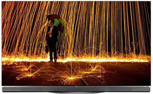 LG OLED65E6D 164 cm (65 Zoll) OLED Fernseher (Ultra HD, Dual Triple Tuner, Smart TV, 3D plus)